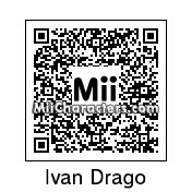 QR Code for Ivan Drago by Abe Senpai