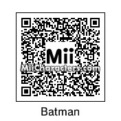 QR Code for Batman by Tomorrow