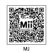 QR Code for Michael Jackson by Jazzy K