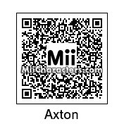 QR Code for Axton by Brunosky Inc