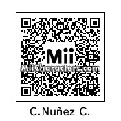 QR Code for Carlos Nunez Cortes by Pizbet