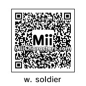 QR Code for The Winter Soldier by quibie