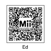 QR Code for Ed by Retrotator