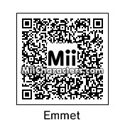 QR Code for Emmet by Retrotator