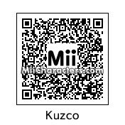 QR Code for Emperor Kuzco by Retrotator