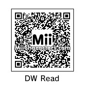 QR Code for D.W. Read by Retrotator