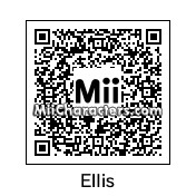 QR Code for Ellis by Retrotator
