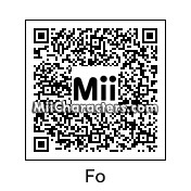 QR Code for Fo by Retrotator
