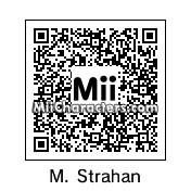 QR Code for Michael Strahan by Freeman