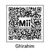 QR Code for Ghirahim by Zalan