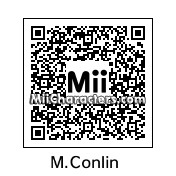 QR Code for Michaela Conlin by Denlig