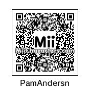 QR Code for Pamela Anderson by albert