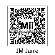 QR Code for Jean-Michel Jarre by Philimii