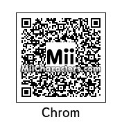 QR Code for Chrom by Crunchy