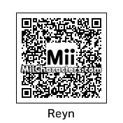 QR Code for Reyn by Erico9001