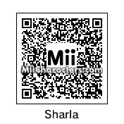 QR Code for Sharla by Erico9001