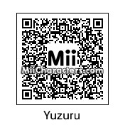 QR Code for Yuzuru Hanyu by Qianniao