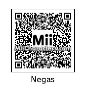 QR Code for Negas by zhu
