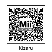 QR Code for Kizaru by Asten94