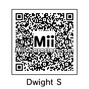 QR Code for Dwight K. Schrute by vaadkins