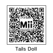 QR Code for Tails Doll by JetFox89