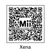 QR Code for Xena by RosaFlora774
