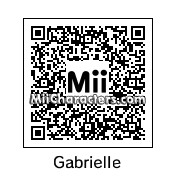 QR Code for Gabrielle by RosaFlora774