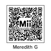 QR Code for Meredith Grey by Jason