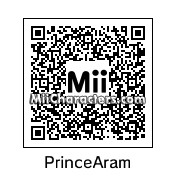 QR Code for Prince Aram by RosaFlora774