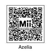 QR Code for Azelia by Azelia P