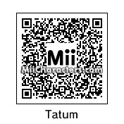 QR Code for Channing Tatum by TrentGgrims