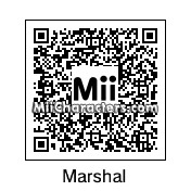 QR Code for Marshal by Acnyancat