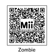 QR Code for Zombie by Graybuck