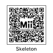 QR Code for Skeleton by Graybuck