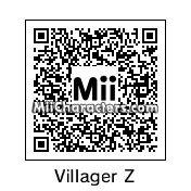 QR Code for Zombie Villager by Graybuck