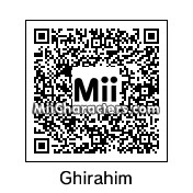 QR Code for Ghirahim by Alien803