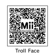 QR Code for Troll Face by JetFox89