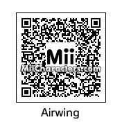 QR Code for Airwing by J1N2G