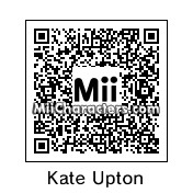 QR Code for Kate Upton by TrentGgrims