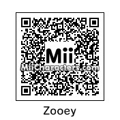 QR Code for Zooey Deschanel by TrentGgrims