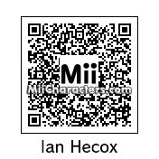 QR Code for Ian Hecox by J1N2G