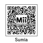QR Code for Sumia by technickal
