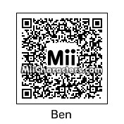QR Code for Ben Drowned by Graybuck