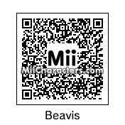 QR Code for Beavis by NCC2000