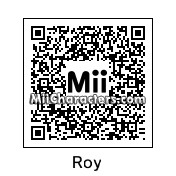 QR Code for Roy by Register