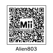 QR Code for Alien803 by Alien803