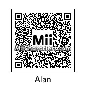 QR Code for Alan Partridge by MsNintendique