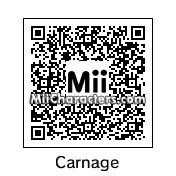 QR Code for Carnage by !SiC