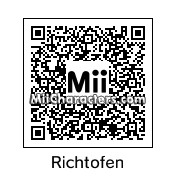 QR Code for Edward Richtofen by Pyromaniac