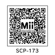 QR Code for SCP-173 by JetFox89
